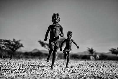 Running Wall Art - Photograph - Home Run by Goran Jovic