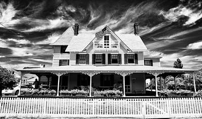 Old Home Place Photograph - Home Shore Home by John Rizzuto