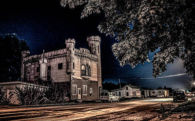 Art Print featuring the photograph Home Sweet Castle by Ray Congrove