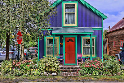 Photograph - Home Sweet Home by Allen Beatty