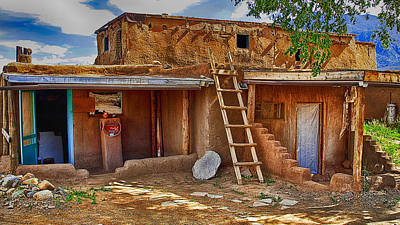 Photograph - Home Sweet Home by Wayne Wood