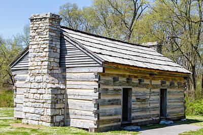 Home Of Andrew Jackson Photograph - Home Too by Robert Hebert