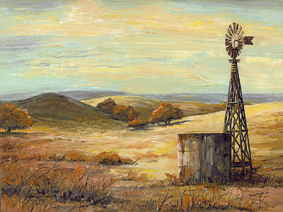 Painting - Homeland by Doug Kreuger
