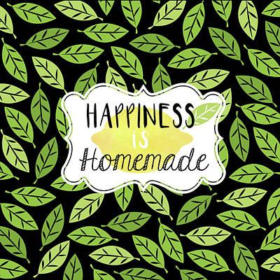 Lemon Painting - Homemade by Tammy Apple