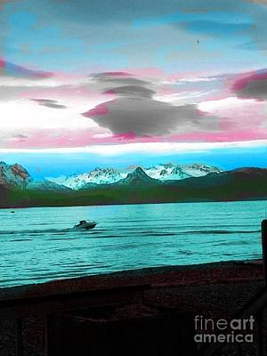 Photograph - Homer Alaska by Sheila J Hall