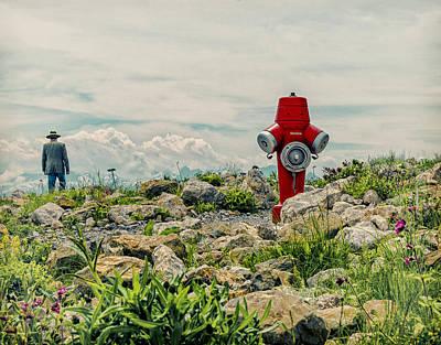 Switzerland Photograph - Homesick by Ambra