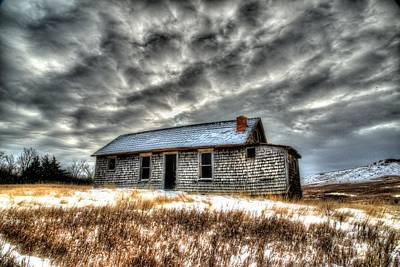 Art Print featuring the photograph Homestead 2 by Kevin Bone
