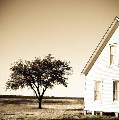 Photograph - Homestead by Cheri Randolph