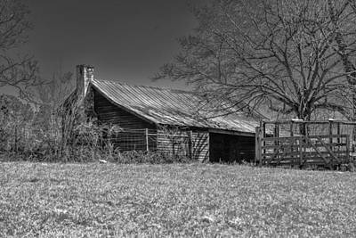 Photograph - Homestead On The Range by Greg Sharpe
