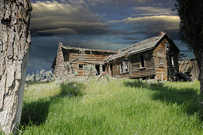 Photograph - Homestead Spirits by Arthur Fix