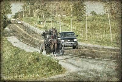 Photograph - Homeward Bound by Dyle   Warren