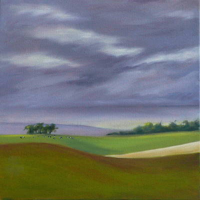 Painting - Homeward Bound Left by Jo Appleby