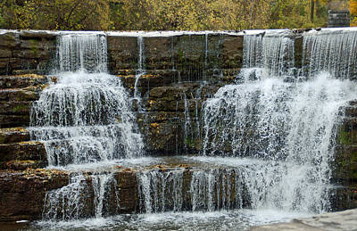 Photograph - Honeoye Falls 3 by Aimee L Maher ALM GALLERY