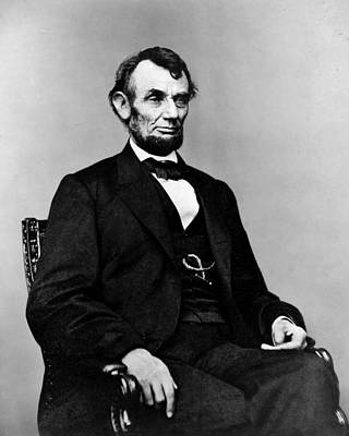 Politicians Royalty-Free and Rights-Managed Images - Honest Abe by Benjamin Yeager