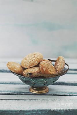 Photograph - Honey Vanilla Cookies by Mythja  Photography