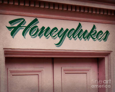 Photograph - Honeydukes by Valerie Reeves