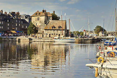 Photograph - Honfleur by Colin and Linda McKie