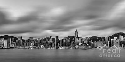 Wan Chai Photograph - Hong Kong 18 by Tom Uhlenberg