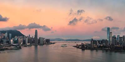 Wan Chai Photograph - Hong Kong 20 by Tom Uhlenberg