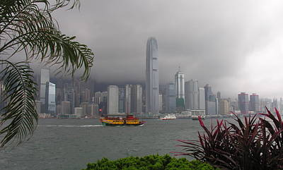 Photograph - Hong Kong by Jacqueline M Lewis
