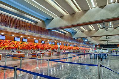 Photograph - Honolulu Airport by Dan McManus