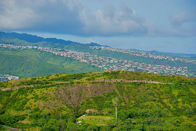 Photograph - Honolulu Hi 14 by Richard J Cassato