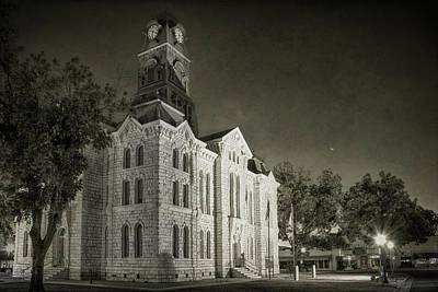 Hood County Courthouse Original