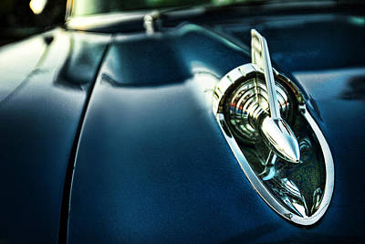 Hood Ornament Art Print