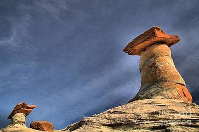 Photograph - Hoodoo Brothers by Adam Jewell