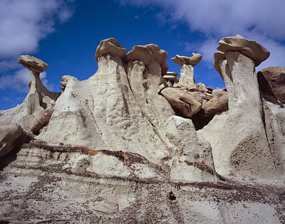 Photograph - Hoodoo Cluster 1 by Tom Daniel