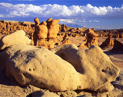 Photograph - Hoodoo Haven by Ray Mathis