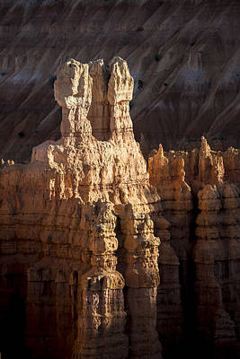 Photograph - Hoodoos by Dave Cleaveland