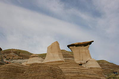 Photograph - Hoodoos Of Alberta by Betty-Anne McDonald