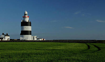 Photograph - Hook Head Lighthouse by Peter Skelton
