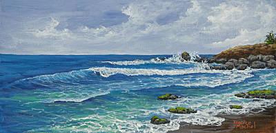 Painting - Hookipa by Darice Machel McGuire
