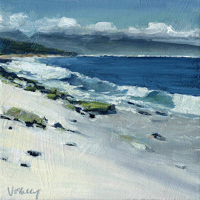 Haleiwa Painting - Ho'okipa by Stacy Vosberg