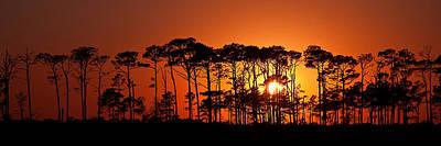 Chesapeake Bay Photograph - Hooper's Island Sunset by Benjamin DeHaven