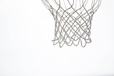 Basketball Photograph - Hoops by Karol Livote