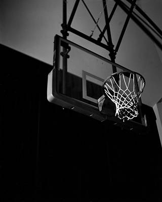 Basketball Photograph - Hoops by Molly Picklesimer