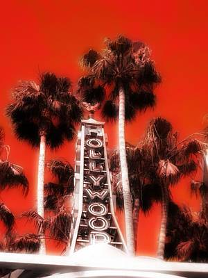 Photograph - Hooray For Hollywood by Mark David Gerson