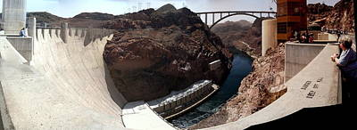 Photograph - Hoover Dam 1 by Russell Smidt