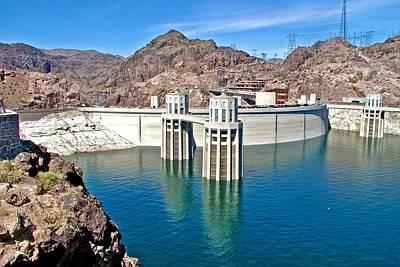 Photograph - Hoover Dam 3 by Ricardo J Ruiz de Porras