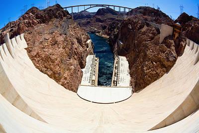 Arizona Photograph - Hoover Dam by Alexey Stiop