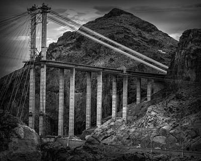 Hoover Dam Photograph - Hoover Dam by Ian Barber