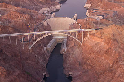 Photograph - Hoover Dam by Kim Aston