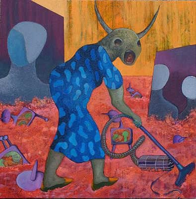 Hoover Ix Original by Ceri H Pritchard