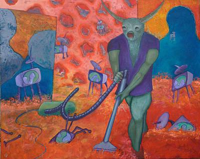 Hoover Viii Original by Ceri H Pritchard