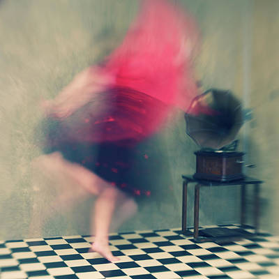Chess Photograph - Hop Skip And Jump by Mel Brackstone