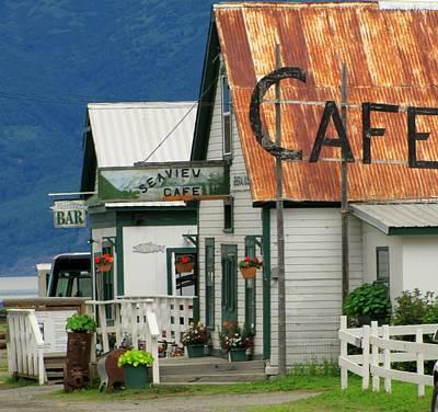 Photograph - Hope Alaska by Lisa Dunn