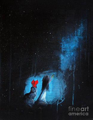 Hope By Shawna Erback Art Print by Shawna Erback